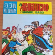 Tebeos: EL AGUILUCHO - NÚM. 28: INFIERNO DE ARENA - AÑO 1982 - PERFECTO ESTADO. Lote 285242843