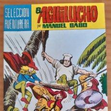 Tebeos: EL AGUILUCHO - NÚM. 29: ACECHANDO EN LA NOCHE - AÑO 1982 - PERFECTO ESTADO. Lote 285243528