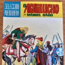 Tebeos: EL AGUILUCHO - NÚM. 31: TODO POR PERDER - AÑO 1982 - PERFECTO ESTADO. Lote 285246483