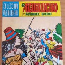 Tebeos: EL AGUILUCHO - NÚM. 33: LOS ENANOS DE LA JUNGLA - AÑO 1982 - PERFECTO ESTADO. Lote 285248323