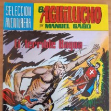 Tebeos: EL AGUILUCHO - NÚM. 34: EL TERRIBLE BAGOA - AÑO 1982 - PERFECTO ESTADO. Lote 285248728