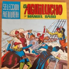 Tebeos: EL AGUILUCHO - NÚM. 36: EL ATAQUE DE LOS TURCOS - AÑO 1982 - PERFECTO ESTADO. Lote 285319013