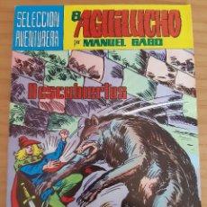 Tebeos: EL AGUILUCHO - NÚM. 41: DESCUBIERTOS - AÑO 1982 - PERFECTO ESTADO. Lote 285326873