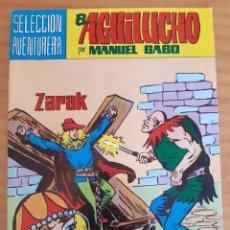 Tebeos: EL AGUILUCHO - NÚM. 42: ZARAK - AÑO 1982 - MUY BUEN ESTADO. Lote 285327658
