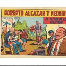 Giornalini: * ROBERTO ALCÁZAR Y PEDRÍN * ED. VALENCIANA Nº 805 * ORIGINAL *. Lote 286010408