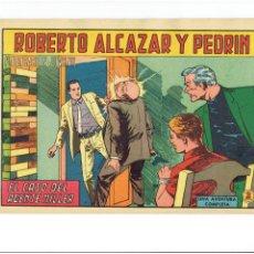 Giornalini: * ROBERTO ALCÁZAR Y PEDRÍN * ED. VALENCIANA Nº 808 * ORIGINAL *. Lote 286010673