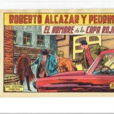 Giornalini: * ROBERTO ALCÁZAR Y PEDRÍN * ED. VALENCIANA Nº 818 * ORIGINAL *. Lote 286011678