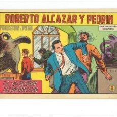 Giornalini: * ROBERTO ALCÁZAR Y PEDRÍN * ED. VALENCIANA Nº 827 * ORIGINAL *. Lote 286012548