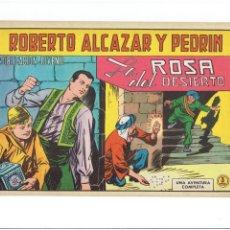 Giornalini: * ROBERTO ALCÁZAR Y PEDRÍN * ED. VALENCIANA Nº 956 * ORIGINAL *. Lote 286172353