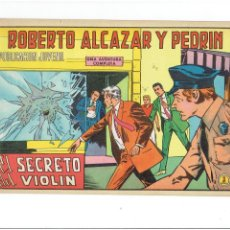 Giornalini: * ROBERTO ALCÁZAR Y PEDRÍN * ED. VALENCIANA Nº 992 * ORIGINAL *. Lote 286184793