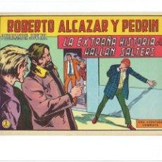 Giornalini: * ROBERTO ALCÁZAR Y PEDRÍN * ED. VALENCIANA Nº 954 * ORIGINAL *. Lote 286197453