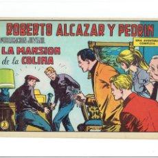 Giornalini: * ROBERTO ALCÁZAR Y PEDRÍN * ED. VALENCIANA Nº 963 * ORIGINAL *. Lote 286236348