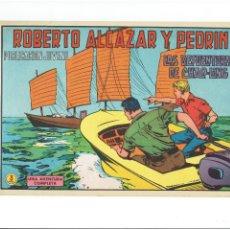 Giornalini: * ROBERTO ALCÁZAR Y PEDRÍN * ED. VALENCIANA Nº 966 * ORIGINAL *. Lote 286237523