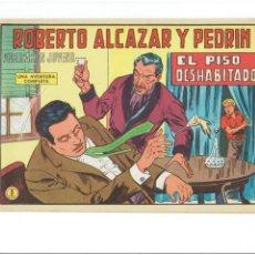 Giornalini: * ROBERTO ALCÁZAR Y PEDRÍN * ED. VALENCIANA Nº 988 * ORIGINAL *. Lote 286251338