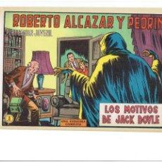 Giornalini: * ROBERTO ALCÁZAR Y PEDRÍN * ED. VALENCIANA Nº 993 * ORIGINAL *. Lote 286254818
