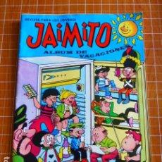 Tebeos: JAIMITO ALBUM DE VACACIONES 1967. Lote 286328753