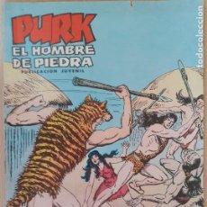 Tebeos: PURK EOL HOMBRE DE PIEDRA Nº 87. VALENCIANA 1975. BUEN ESTADO. Lote 286535813