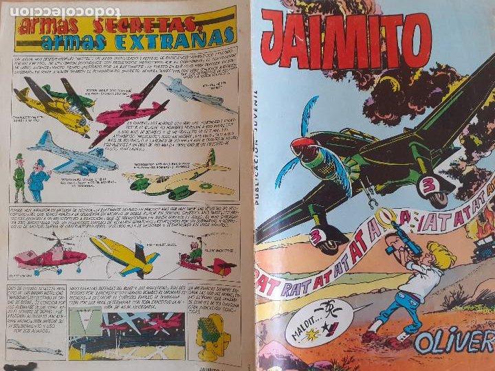 Tebeos: Jaimito nº 1643. Valenciana 1983. - Foto 2 - 286718978