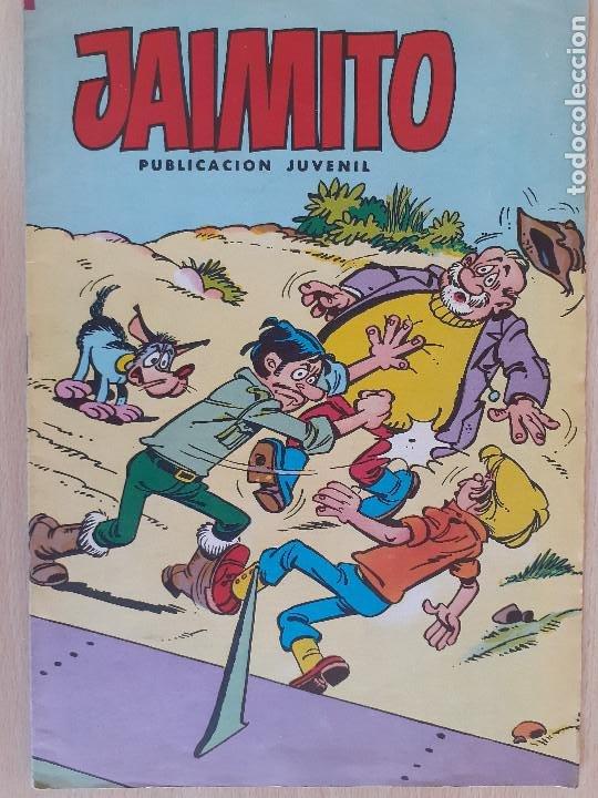 JAIMITO Nº 1653. VALENCIANA 1983. BUEN ESTADO (Tebeos y Comics - Valenciana - Purk, el Hombre de Piedra)