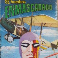 Tebeos: EL HOMBRE ENMASCARADO Nº 16. VALENCIANA 1979. Lote 286720073