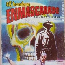 Tebeos: EL HOMBRE ENMASCARADO Nº 22. VALENCIANA 1980. Lote 286720323