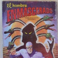 Tebeos: EL HOMBRE ENMASCARADO Nº 31. VALENCIANA 1981. Lote 286720438