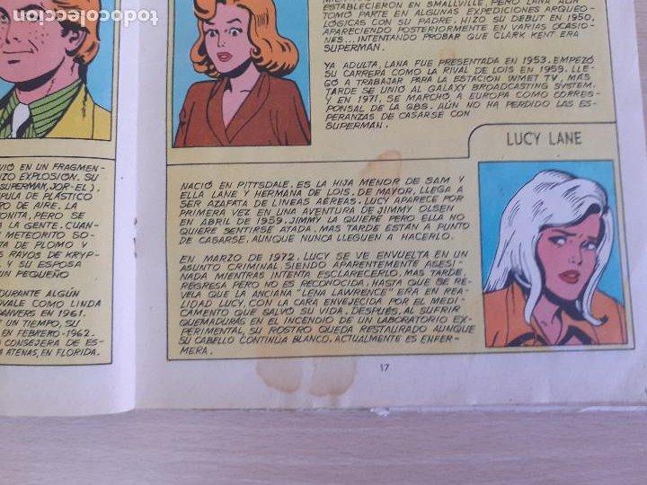 Tebeos: La familia Superman nº 1. Colosos del Comic Valenciana 1984. - Foto 3 - 286721038