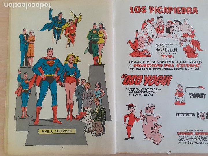 Tebeos: La familia Superman nº 1. Colosos del Comic Valenciana 1984. - Foto 5 - 286721038