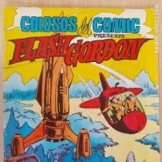 Tebeos: FLASH GORDON Nº 11. COLOSOS DEL COMIC VALENCIANA 1980. BUEN ESTADO. Lote 286721333