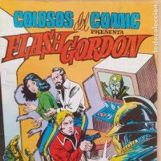 Tebeos: FLASH GORDON Nº 5. COLOSOS DEL COMIC VALENCIANA 1980. BUEN ESTADO. Lote 286721408