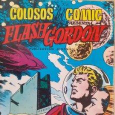 Tebeos: FLASH GORDON Nº 26. COLOSOS DEL COMIC VALENCIANA 1980.. Lote 286722193