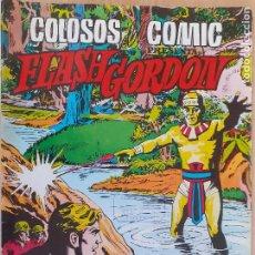Tebeos: FLASH GORDON Nº 12. COLOSOS DEL COMIC VALENCIANA 1980. BUEN ESTADO. Lote 286722453