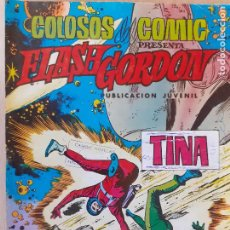 Tebeos: FLASH GORDON Nº 38. COLOSOS DEL COMIC VALENCIANA 1980.. Lote 286722563