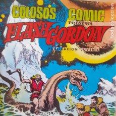 Tebeos: FLASH GORDON Nº 32. COLOSOS DEL COMIC VALENCIANA 1980. BUEN ESTADO. Lote 286722638