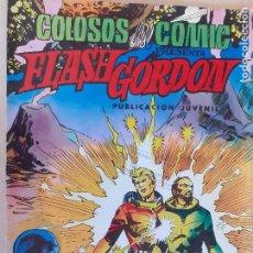 Tebeos: FLASH GORDON Nº 36. COLOSOS DEL COMIC VALENCIANA 1980. BUEN ESTADO. Lote 286722713