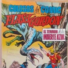 Tebeos: FLASH GORDON Nº 6. COLOSOS DEL COMIC VALENCIANA 1979. BUEN ESTADO. Lote 286722778