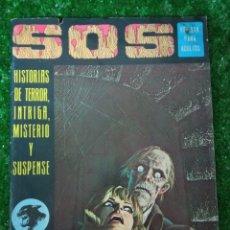 Tebeos: REVISTA HISTORIAS DE TERROR S.O.S. AÑO I NÚMERO 8 EDIVAL 1975. Lote 286832988