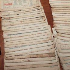 Tebeos: EL PEQUEÑO LUCHADOR EDITORIAL VALENCIANA ORIGINALES. Lote 286968018