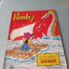 Tebeos: PUMBY N° 1149. AÑO 1982. ED. VALENCIANA.. Lote 286996838