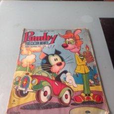 Tebeos: PUMBY N° 567. AÑO 1968. ED. VALENCIANA.. Lote 286997423