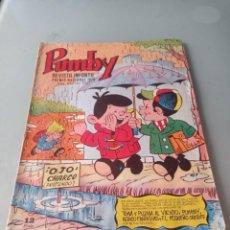 Tebeos: PUMBY N° 957. AÑO 1976. ED. VALENCIANA.. Lote 286998733