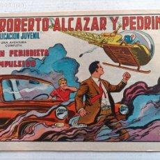 Tebeos: ROBERTO ALCÁZAR Y PEDRÍN N°985 EDT. VALENCIANA. Lote 287020893