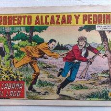 Tebeos: ROBERTO ALCÁZAR Y PEDRÍN N°911 EDT. VALENCIANA. Lote 287021558