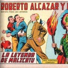 Tebeos: ROBERTO ALCAZAR Y PEDRÍN : 24 TEBEOS ENCUADERNADOS - VER LISTADO. Lote 287055573