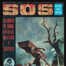 Tebeos: SOS (1ª ÉPOCA) - VALENCIANA / NÚMERO 19. Lote 287105128