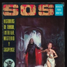 Tebeos: SOS (1ª ÉPOCA) - VALENCIANA / NÚMERO 20. Lote 287105163