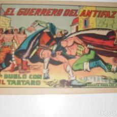 Livros de Banda Desenhada: EL GUERRERO DEL ANTIFAZ 666,ULTIMOS NUMEROS.ORIGINAL.VER ESTADO.. Lote 287209588