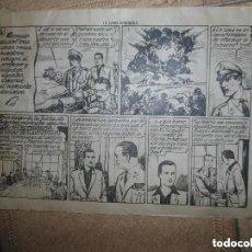 Tebeos: ANTIGUO Y RARO COMIC TEBEO LA GRAN AMENAZA CON ROBERTO ALCAZAR Y PEDRIN. Lote 287339683