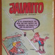 Giornalini: JAIMITO Nº 1655. VALENCIANA 1984. BUEN ESTADO.. Lote 287361643