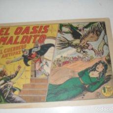 BDs: EL GUERRERO DEL ANTIFAZ 199.ORIGINAL.EDITORIAL VALENCIANA,AÑO 1944.. Lote 287440073